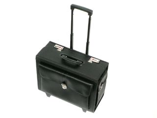 Pilot case with trolley